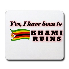 I have been to Khami Ruins