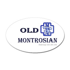Old Montrosian Sticker
